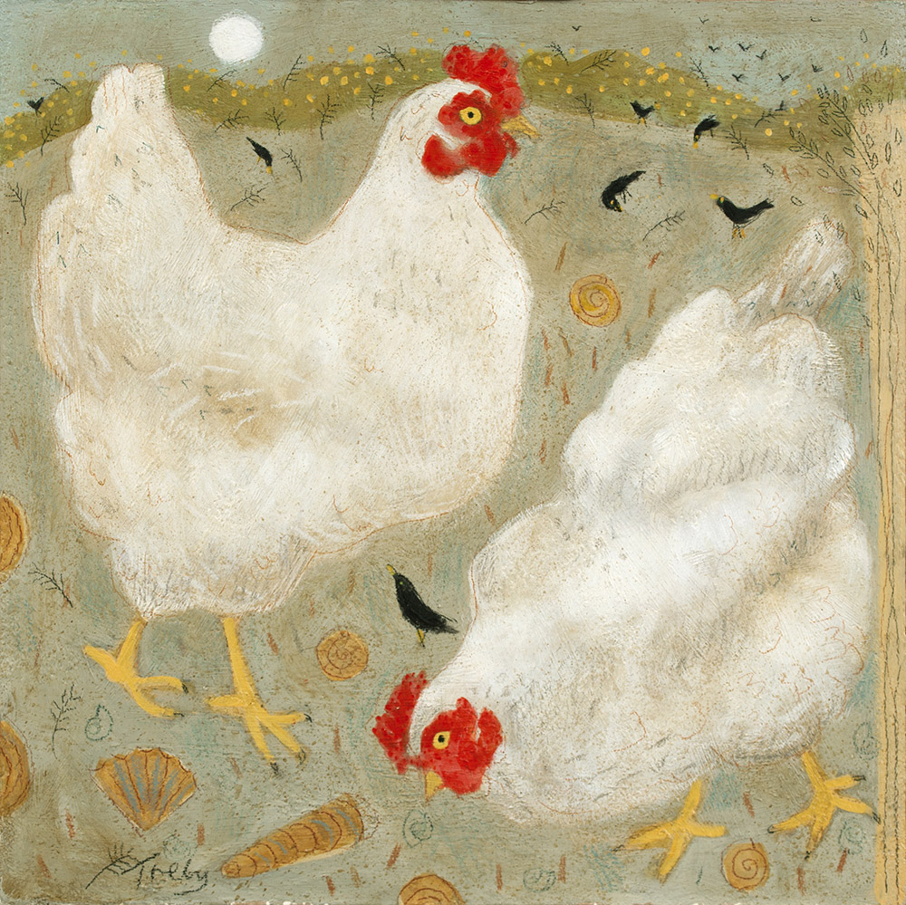 11 - Chickens and Shells